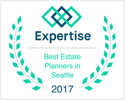 Selected Best Estate Planner in Seattle by Expertise
